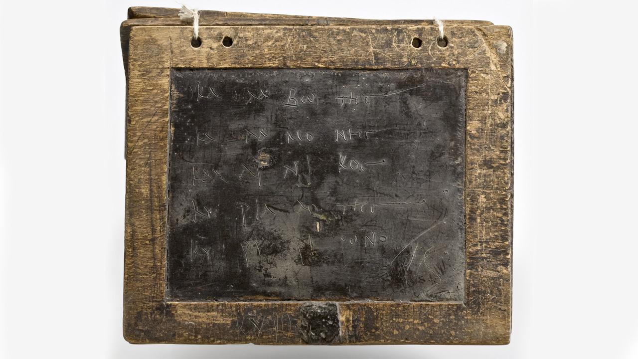 antik yunan tabletleri