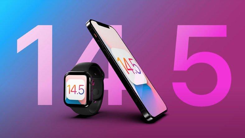 iOS 14.5'in Yenilikten Çok İyileştirmeye Odaklanan Üçüncü Geliştirici Betası Yayınlandı