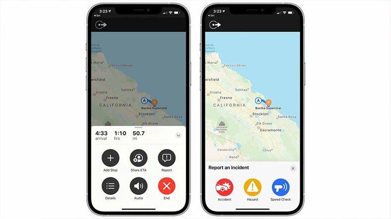 iOS 14.5'le Apple Haritalar'a Gerçek Zamanlı Kalabalık Tespit Özelliği Geliyor