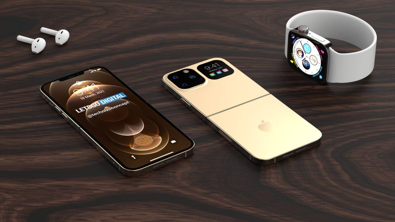iphone flip konsepti