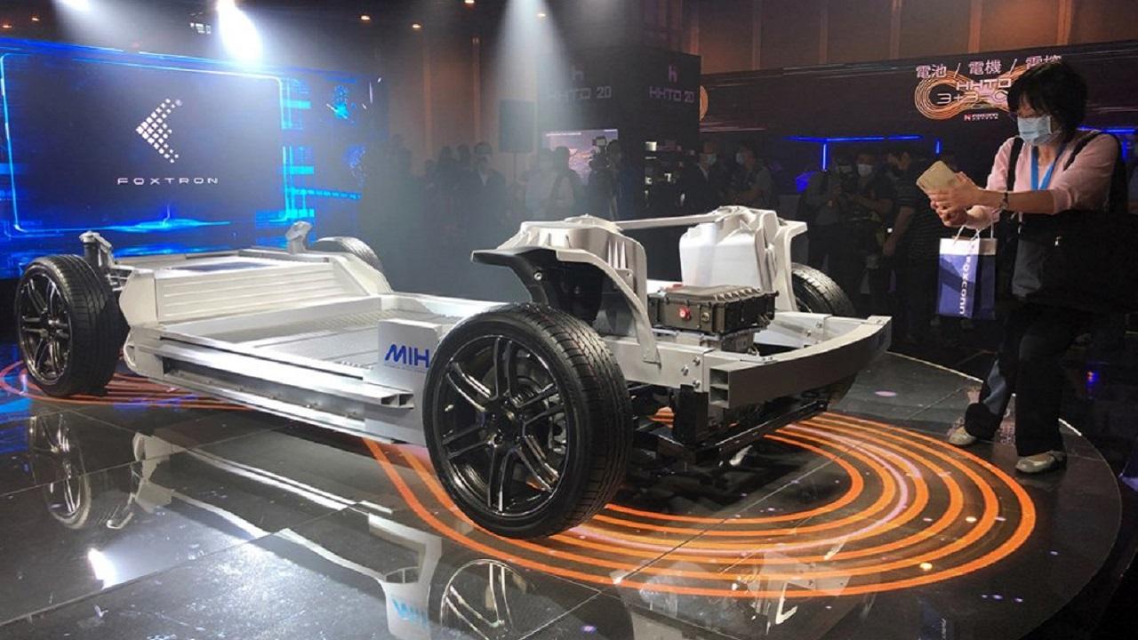 Foxconn elektrikli otomobil