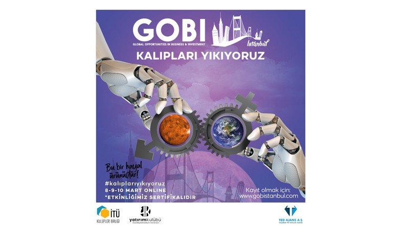 İTÜ'nün Uluslararası Öğrenci Zirvesi GOBI, 8 Mart'ta Başlıyor