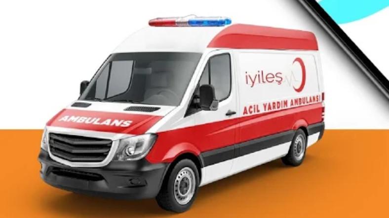 İzmirli Girişimden Dünyada Bir İlk Olan Özel Ambulans Çağırma Uygulaması: İyileş