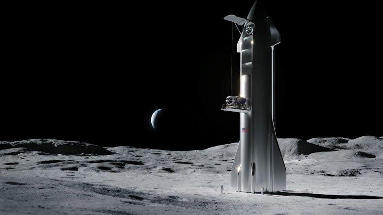 Japon Milyarder, Ay'a Yolculuk Edecek 8 Kişi Aranıyor [Siz de Başvurabilirsiniz]