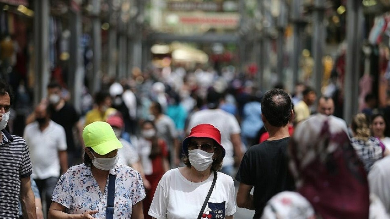 maske zorunluluğu