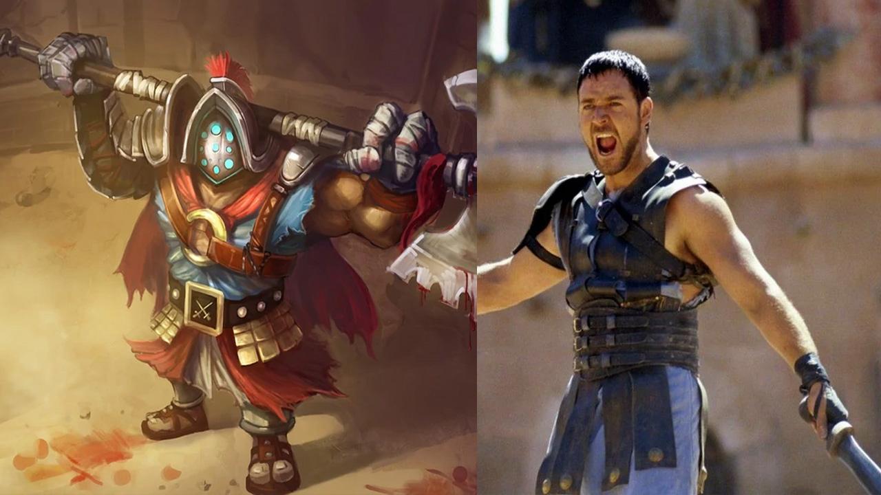 gladiator jax