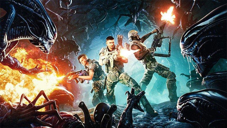 Left 4 Dead Benzeri Co-op Nişancı Oyunu Aliens: Fireteam, Bu Yaz Geliyor