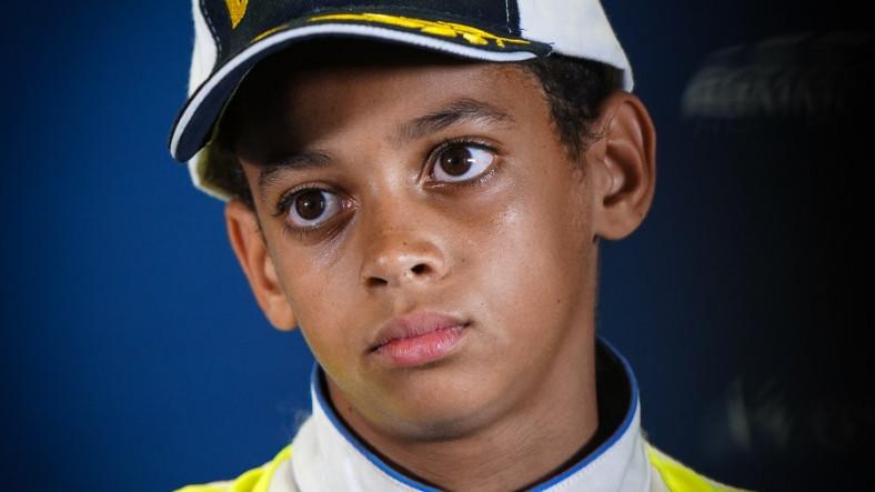 McLaren, 13 Yaşındaki Karting Şampiyonuyla Uzun Süreli Sözleşme İmzaladı