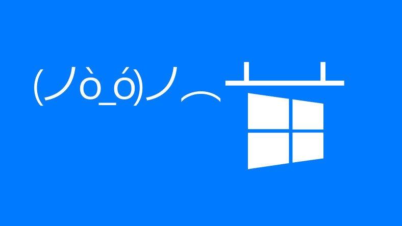 Microsoft Bildiğiniz Gibi: Son Windows 10 Güncellemesi, Mavi Ekran Hatasına Yol Açıyor
