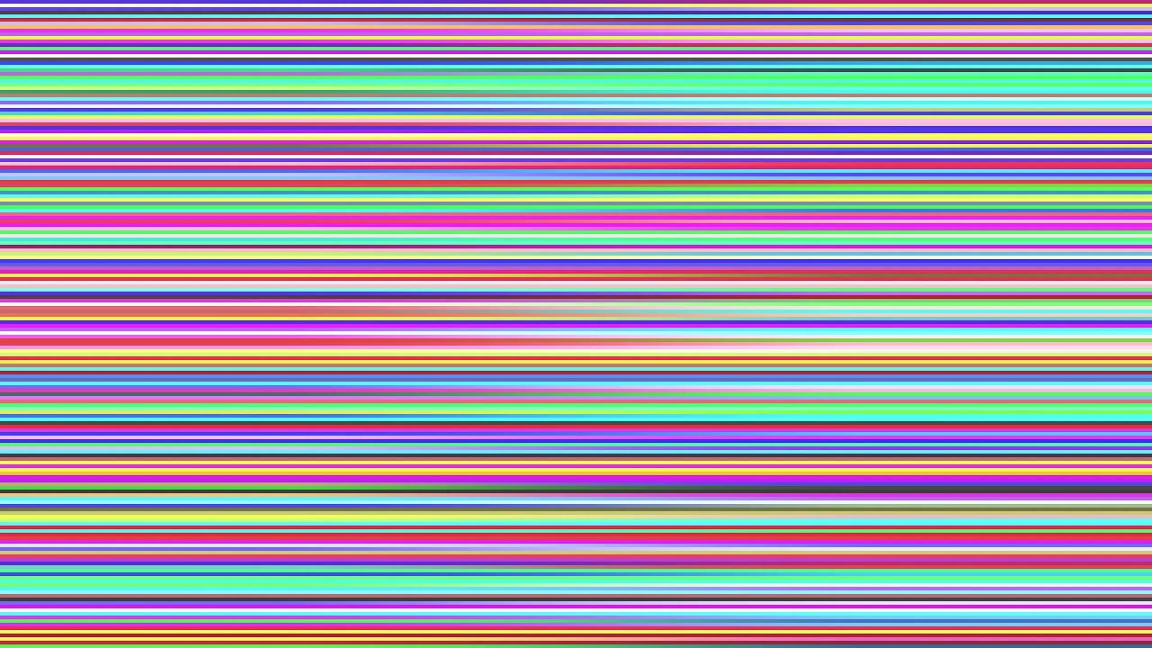 ölü piksel testi