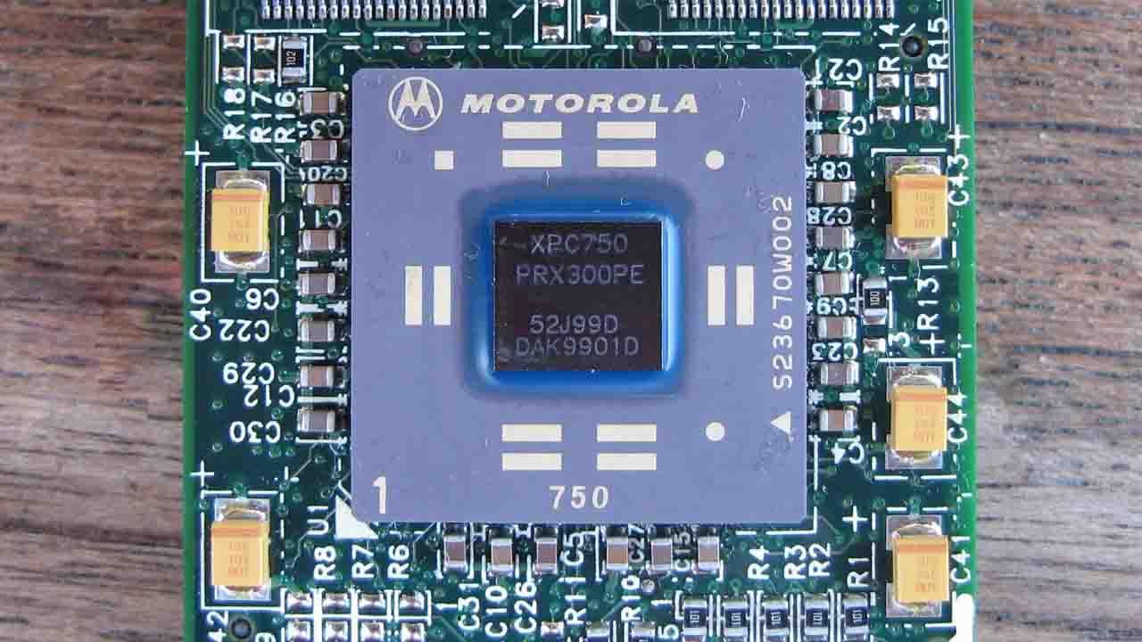 PowerPC 750
