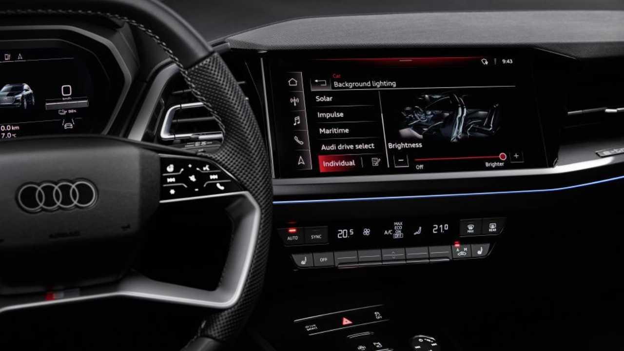 Audi Q4 e-tron 4