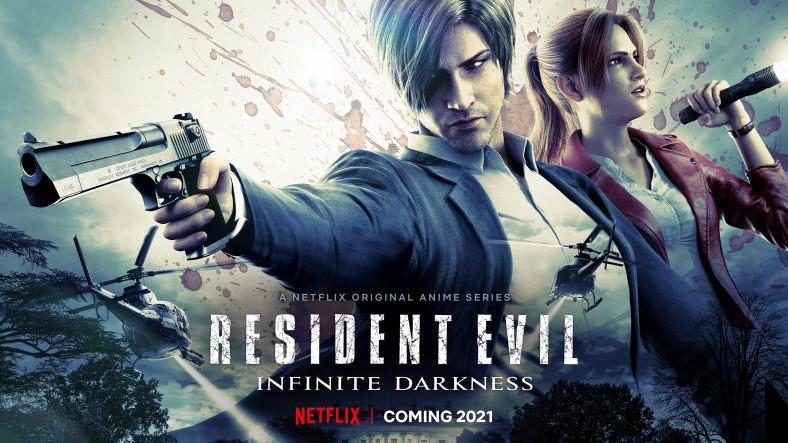 Netflix, Resident Evil Animasyon Dizisinin Konusunu Açıkladı
