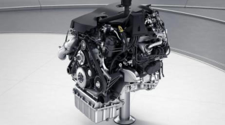 Mercedes Sprinter 2021 motor
