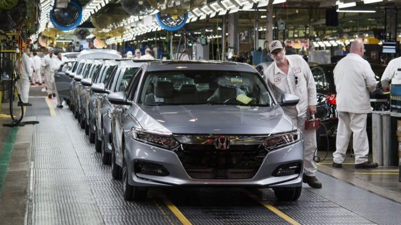 Otomotiv Sektöründe Kriz Büyüyor: Toyota, Honda ve Volvo da Üretimi Durdurduklarını Açıkladı