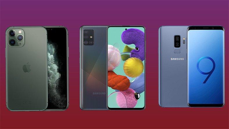 Piyasadaki En İyi İkinci El Telefon Modelleri