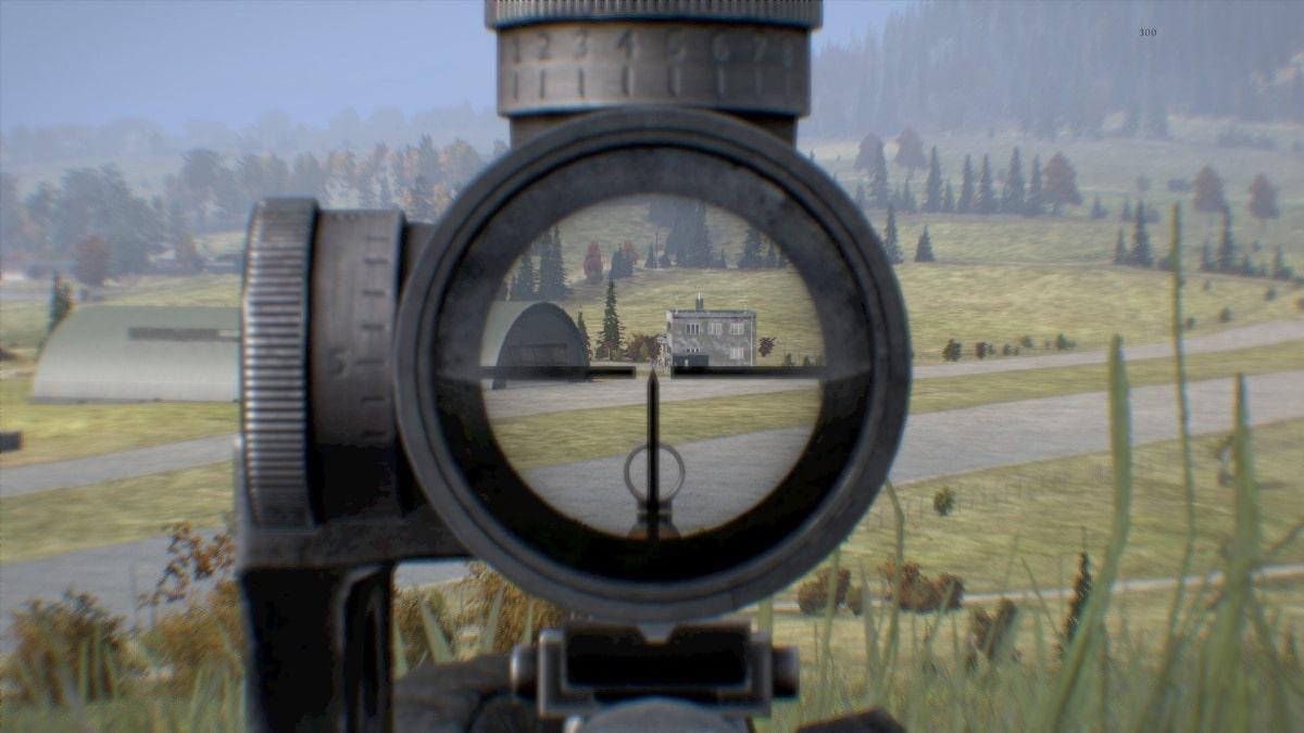 arma 3 silah dürbünü