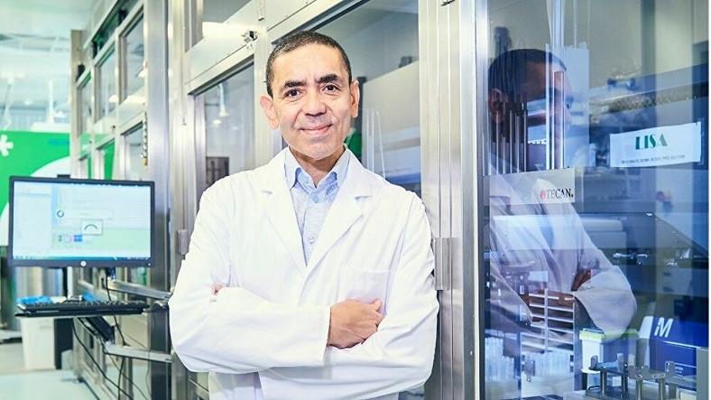 Prof. Dr. Uğur Şahin, Salgının Gidişatı ve Aşı Çalışmaları ile İlgili Açıklama Yaptı