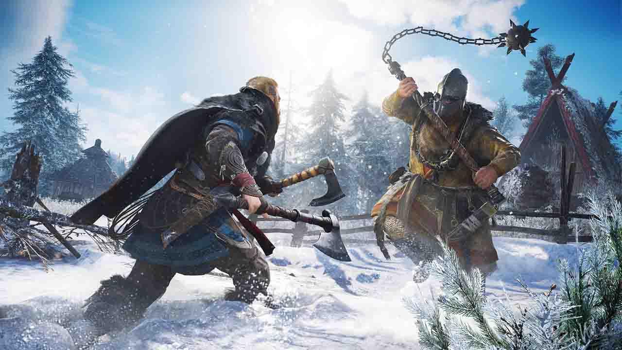 Assassin's CreedValhalla