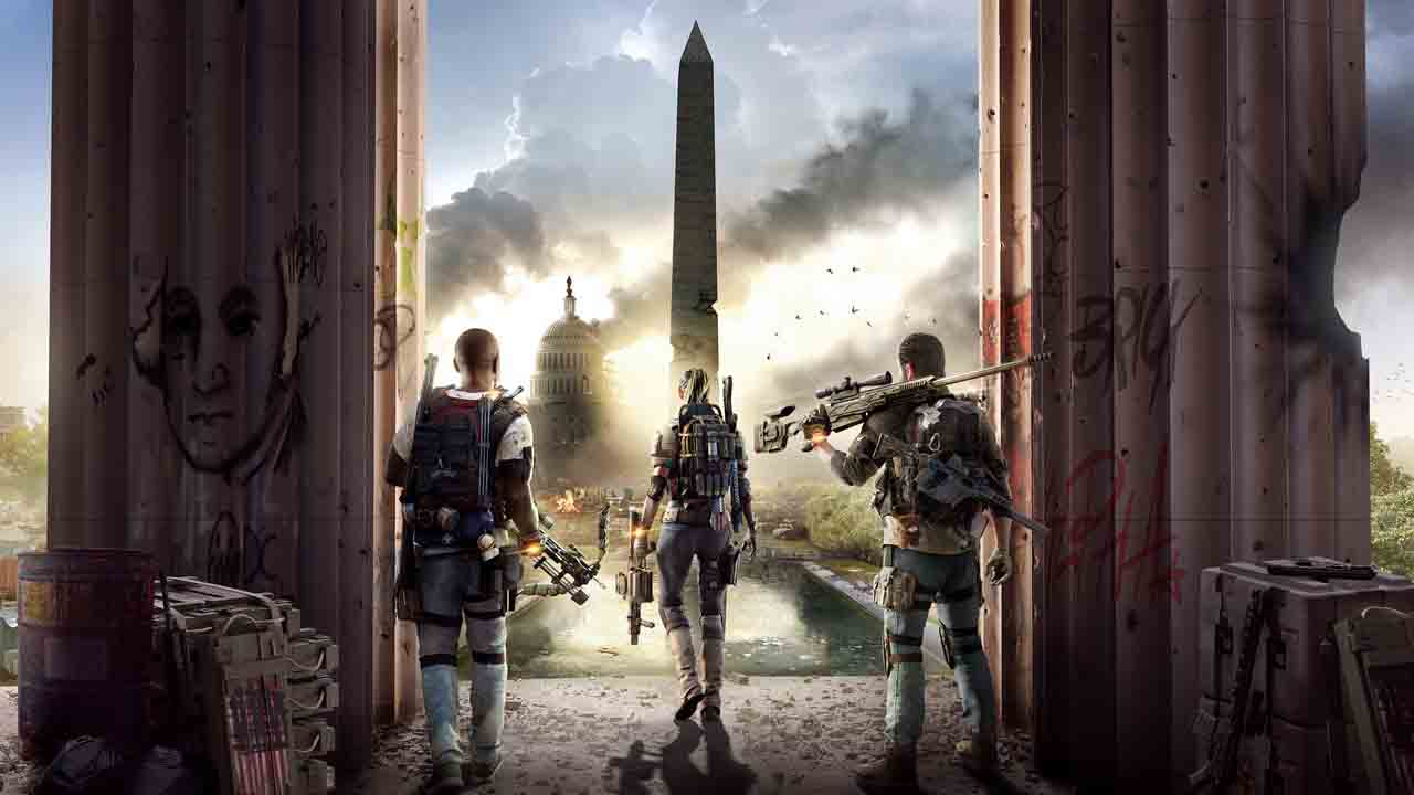 Tom Clancy's The Division2