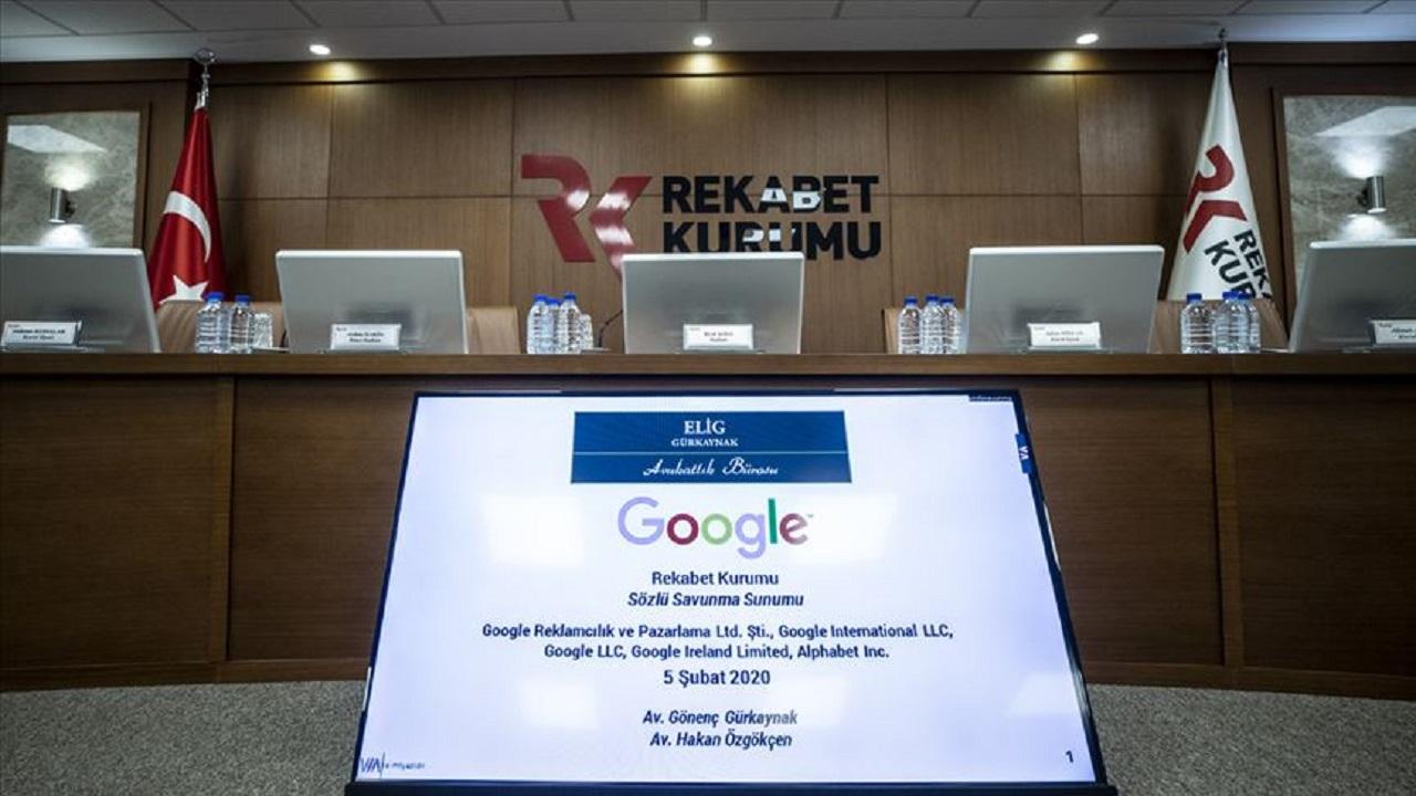 Google Rekabet Kurulu