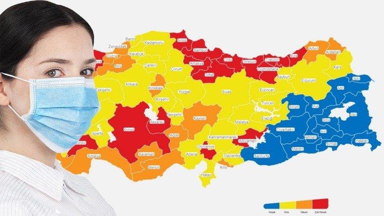 Risk Haritasında En Çok Göze Çarpan Detay: Güneydoğu Anadolu Neden Masmavi?