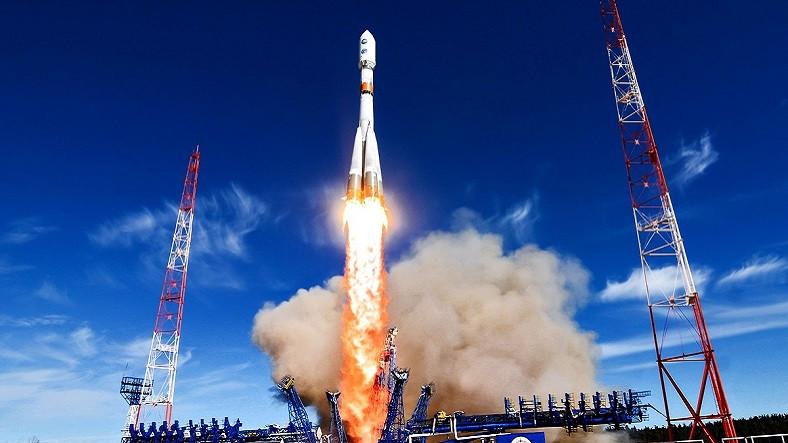 Roscosmos, Bugün Soyuz-2 Roketi ile 38 Yabancı Uyduyu Yörüngeye Fırlatacak