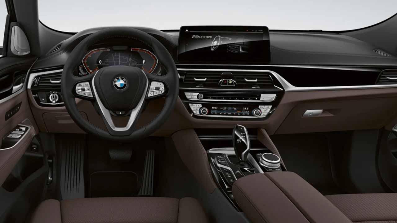 BMW 6 Serisi Gran Turismo