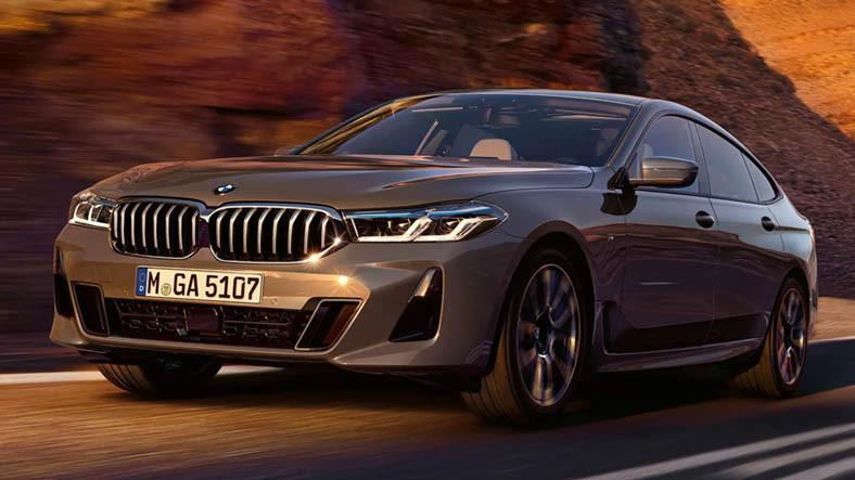 Şeritlere Sığmayacak İrilikteki 2021 Model BMW 6 Serisi Gran Turismo, Türkiye'de Satışta