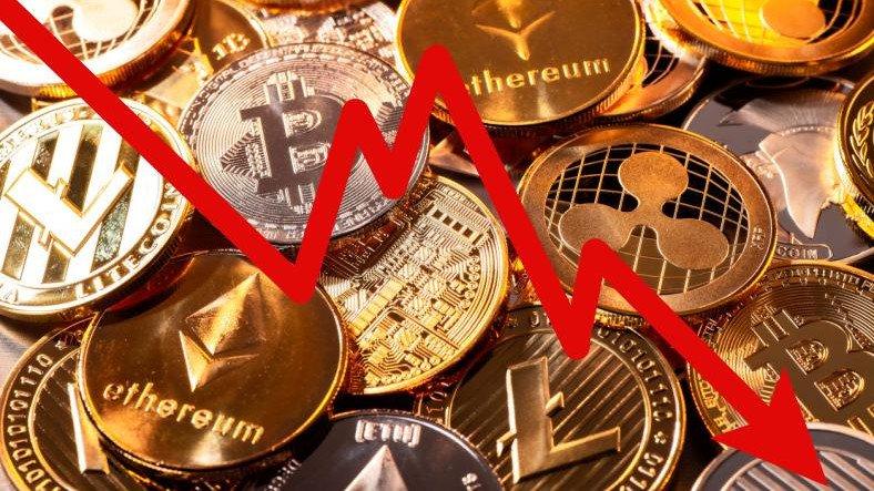 Son 24 Saatte En Popüler 10 Kripto Paradan 8'i Değer Kaybetti