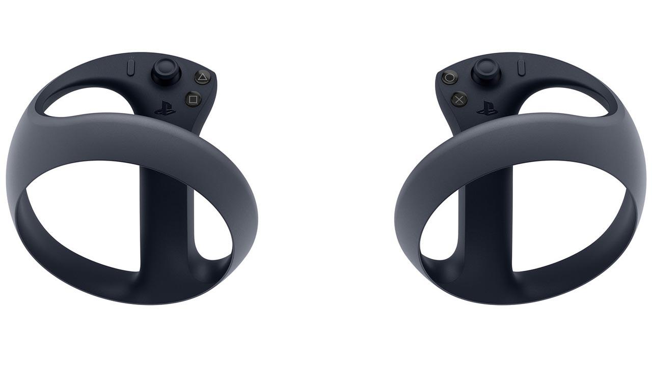 PS5 VR kontrolcüsü