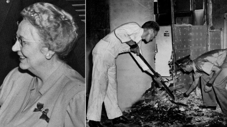Tarihin En Gizemli Olaylarından: Aniden Alev Alıp Küle Dönen Mary Reeser'ın Korkunç Ölümü