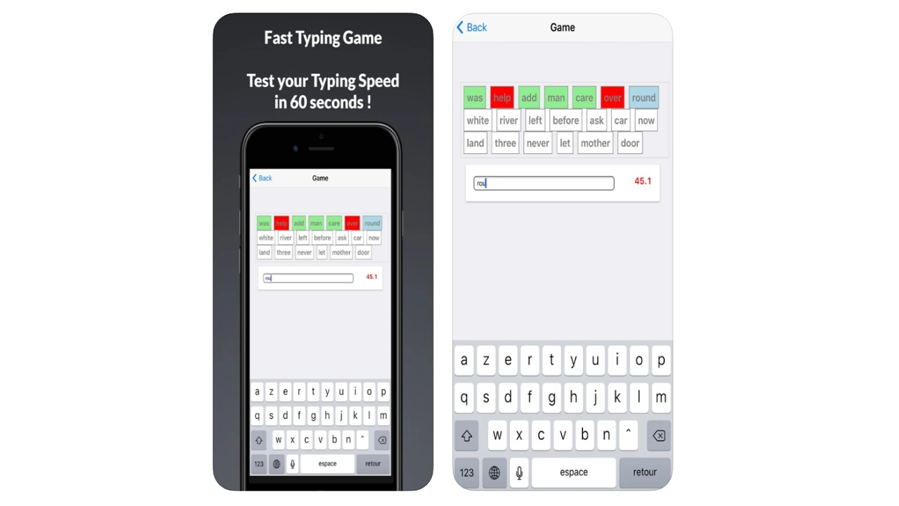 Fast Typing Game : Type Speed