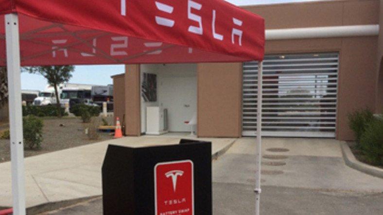 Tesla, Çin'de Pil Değişim Tesisleri Açacağı İddialarını Yalanladı
