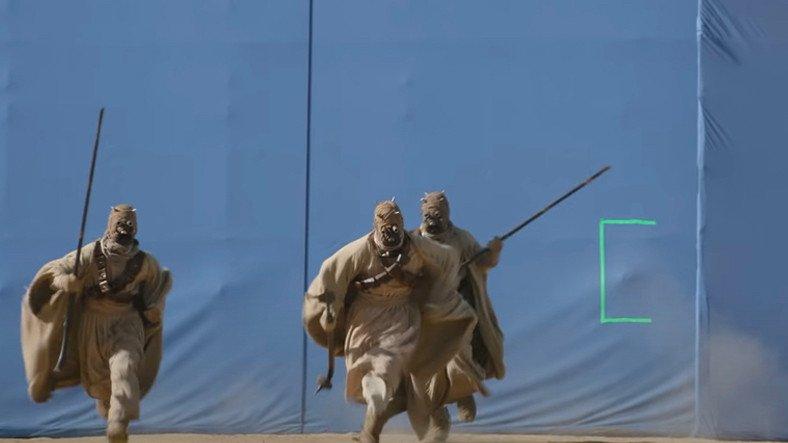 The Mandalorian'ın 2. Sezonundaki Görsel Efektler Nasıl Oluşturuldu? (Video)
