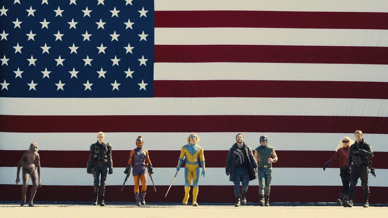 The Suicide Squad Filminden Zerre Merak Uyandırmayan Yeni Bir Fragman Yayınlandı