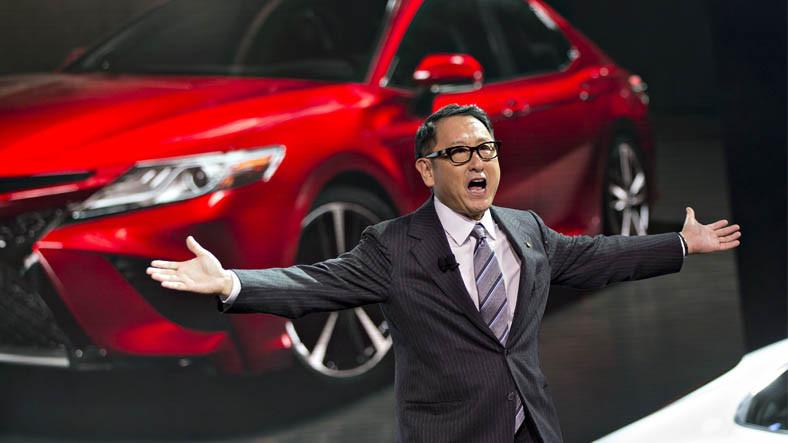 Toyota Başkanından Apple'a: Otomobil Satmak O Kadar da Kolay Değil
