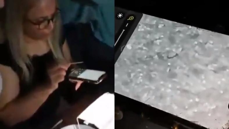 Türk Instagram Kullanıcısının Maskelerin İçinde 'Nano Robot' Olduğunu İddia Ettiği Video