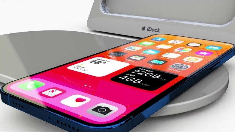 Türk Tasarımcıdan Aynı Anda Hem Sevindirip Hem Kalp Kıran iPhone 13 Pro Konsepti