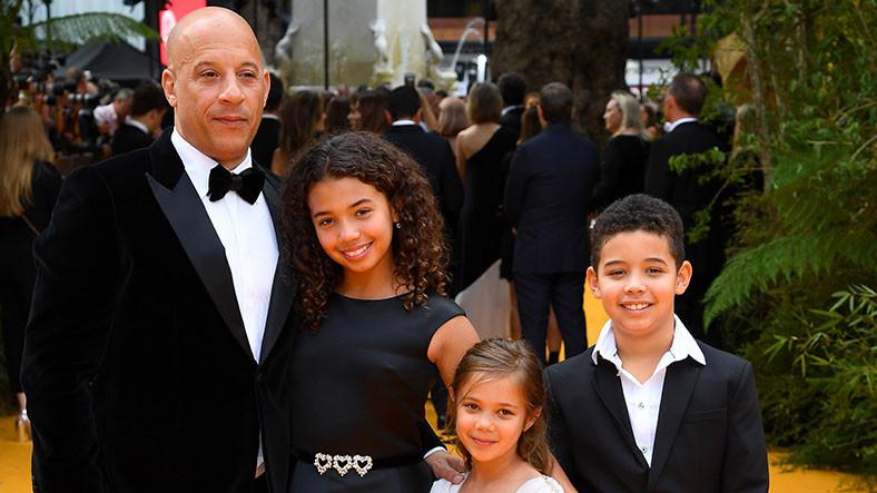 Vin Diesel'in Oğlu, Hızlı ve Öfkeli 9'da Genç Dominic'i Canlandıracak