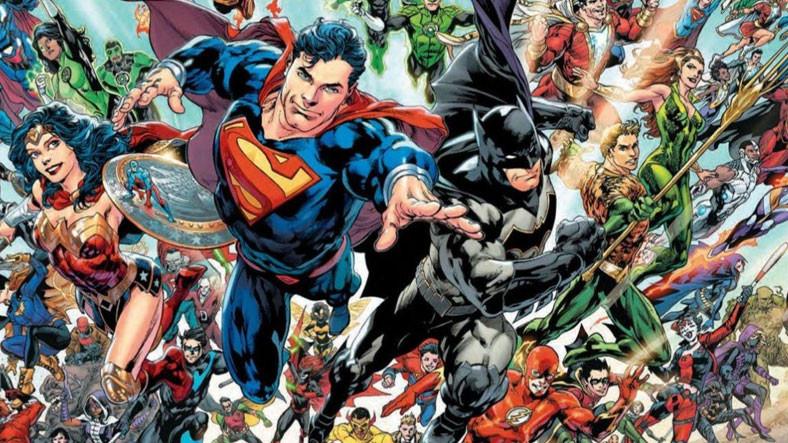 WarnerMedia, Şu Anda Üstünde Çalıştığı DC Projelerinin Tam Listesini Yayınladı