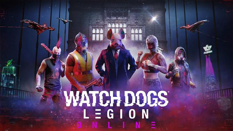 Watch Dogs: Legion'ın Multiplayer Modu Konsollar İçin Yayınlandı