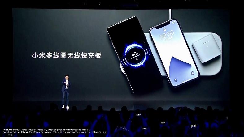 Xiaomi, 3 Ayrı Cihazı Aynı Anda Şarj Edebilen Kablosuz Şarj Cihazını Tanıttı