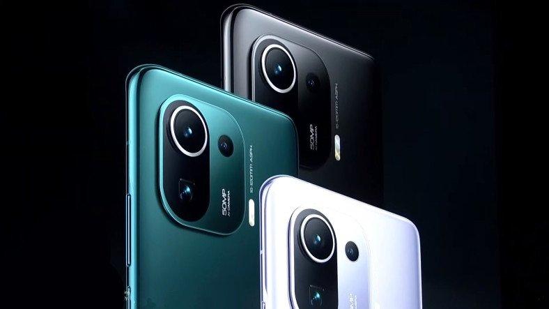 Xiaomi, Güçle Karizmayı Bir Araya Getirdiği Yeni Telefonu Xiaomi Mi 11 Pro'yu Duyurdu