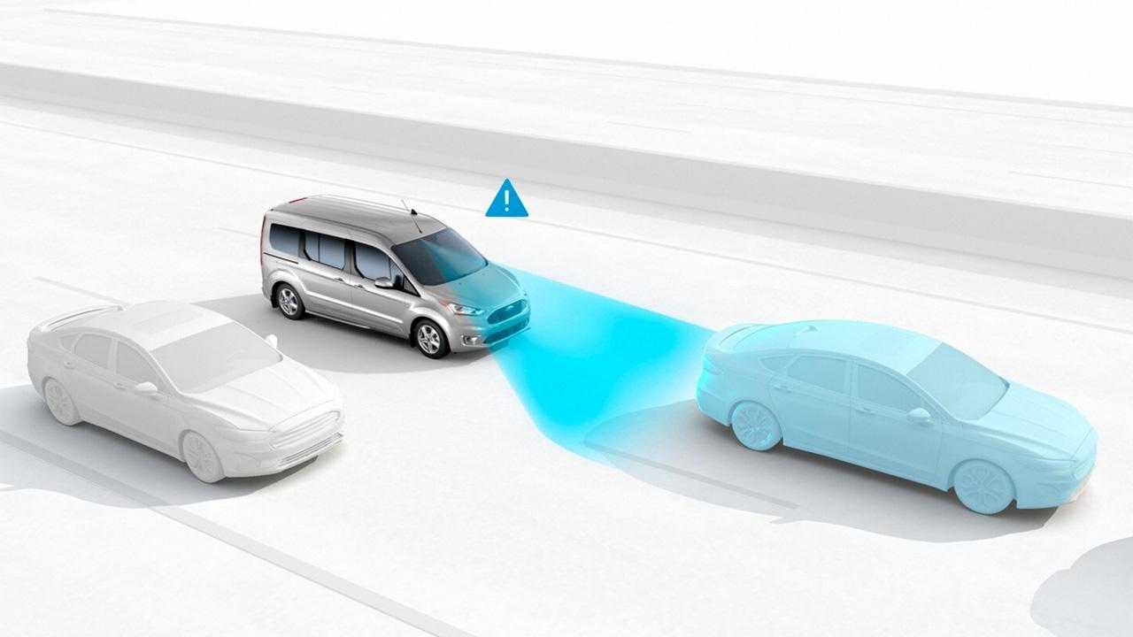 ford transit connect güvenlik önlemleri