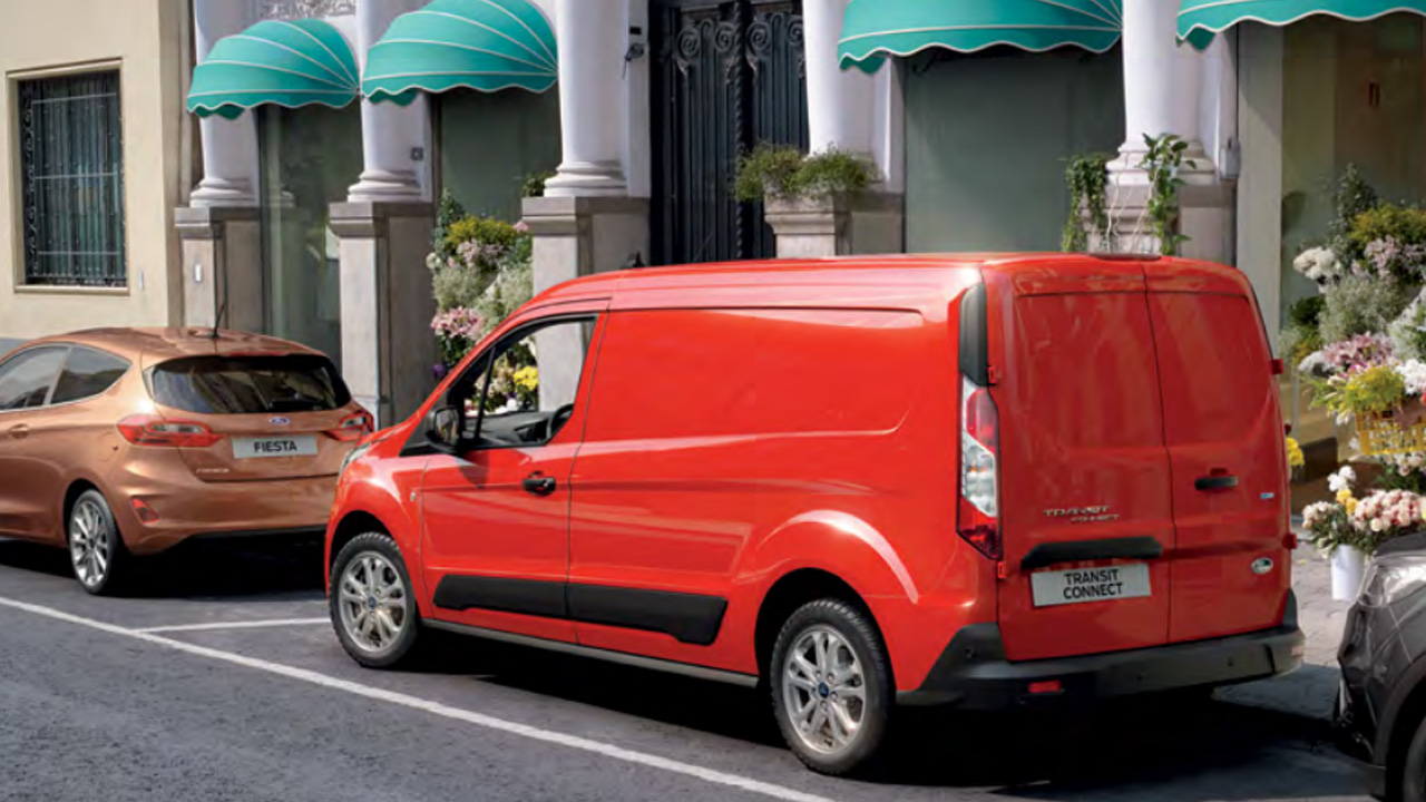 ford transit connect Start/Stop sistemi