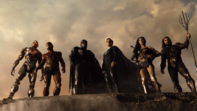 Zack Snyder's Justice League'in IMDB Puanı Belli Oldu: The Dark Knight'ın Tahtını Salladı