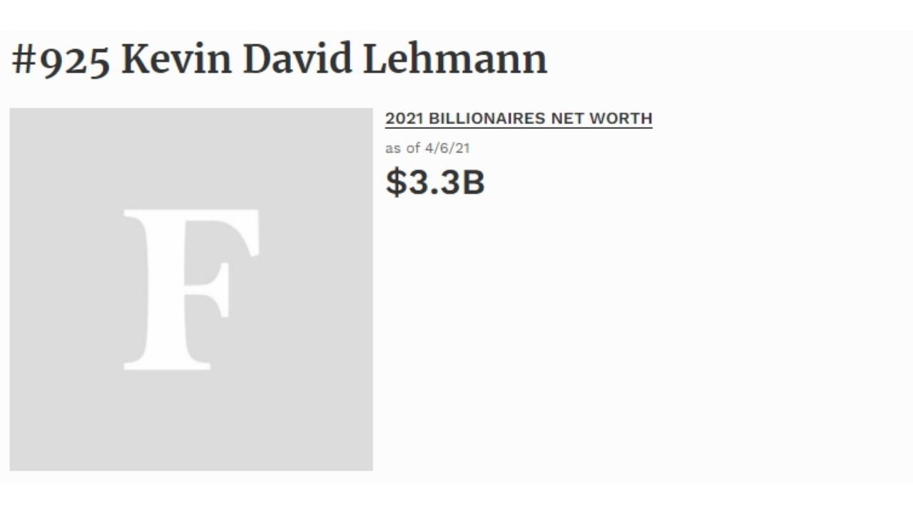 kevin david lehmann