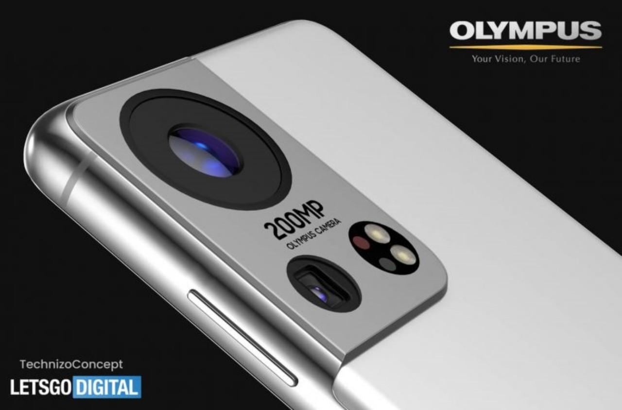 Samsung Galaxy S22 Ultra konsepti