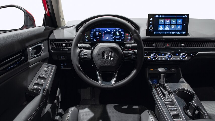 2022 Honda Civic iç mekan 1